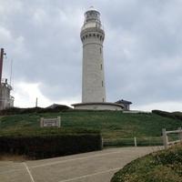 角島灯台の写真