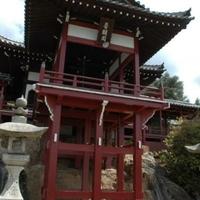 西方寺・普明閣の写真