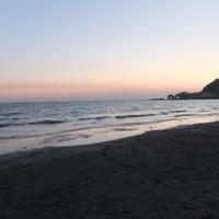由比ガ浜海水浴場の写真