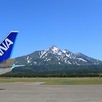 利尻空港の写真