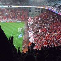 茨城カシマスタジアムの写真
