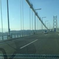 明石海峡大橋 (本州 舞子浜側)の写真