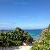 砂山ビーチの写真