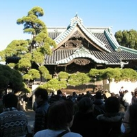 題経寺の写真