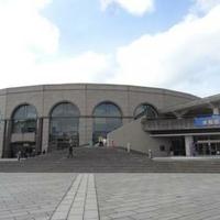西原商会アリーナ武道場の写真