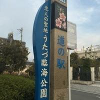 道の駅恋人の聖地うたづ臨海公園の写真