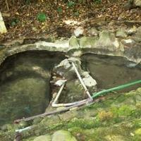 口之島 瀬良馬温泉の写真