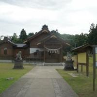居多神社の写真