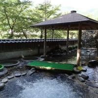 クアガーデン露天風呂の写真