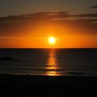 湯野浜海水浴場の写真