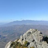 瑞牆山の写真