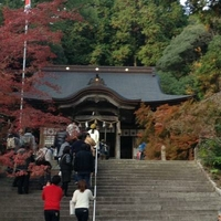 仁比山神社の写真