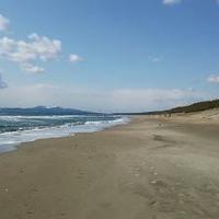 出戸浜海水浴場の写真