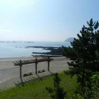 大砂海水浴場の写真