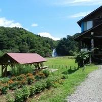 法体の滝の写真