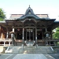 蒼柴神社の写真