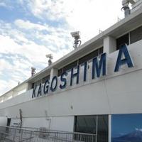 鹿児島空港 展望デッキの写真