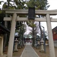 柴又八幡神社の写真