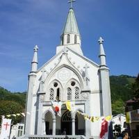 津和野カトリック教会の写真