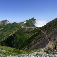 白馬岳の写真
