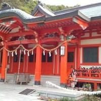 淡島神社の写真