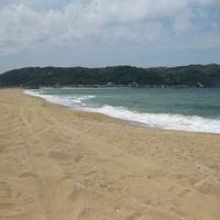 志賀島海水浴場の写真