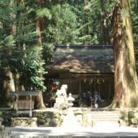 室生龍穴神社の写真