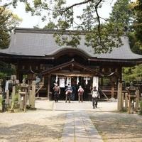大和神社の写真
