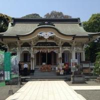 武雄神社の写真