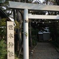 世木神社の写真