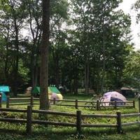 東大沼キャンプ場の写真