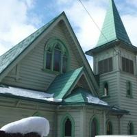 山形聖ペテロ教会の写真