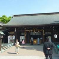 佐嘉神社社務所の写真