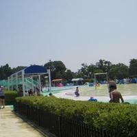 市川市市民プールの写真