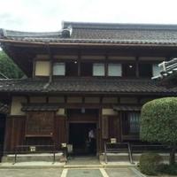 国指定重要文化財 石谷家住宅の写真