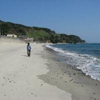 青瀬海水浴場の写真