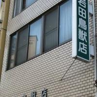 岩田鳥獣店の写真