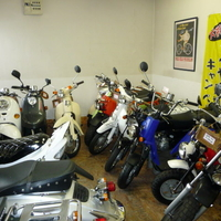 バイクステーションの写真