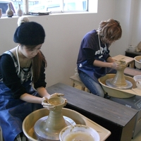 陶磁器工房 器楽【陶芸体験・陶芸教室】の写真