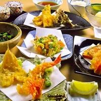 和食天ぷら さくさくの写真