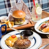 肉が旨いカフェ NICK STOCK トリエ京王調布店の写真