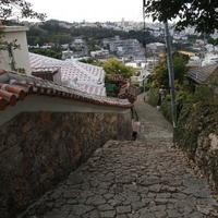 首里金城町石畳道の写真