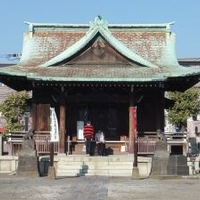 横浜熊野神社の写真