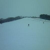 明野ヶ丘スキー場の写真
