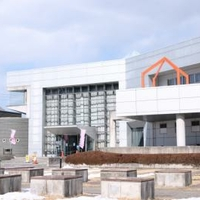 諏訪市博物館の写真