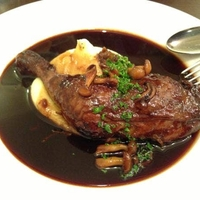 フランス料理 ブイヨンの写真