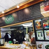 河口湖ハーブ館 喫茶コーナーの写真