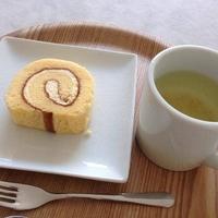 豊島美術館カフェの写真