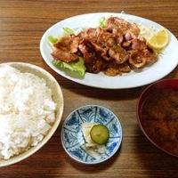 阿津川食堂の写真