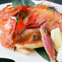 磯料理 喜良久亭の写真